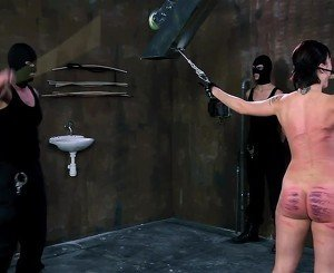 Prison Punishment Show, Free BDSM Porn Video 40: