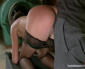 Couple Females Are Captured By The Mad Man Filmmaker And Endure Rough Tied Sex!