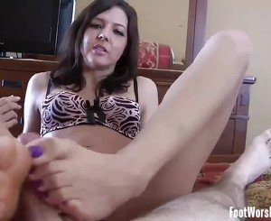I Really Want to Give You a Hot Footjob, Porn 98: