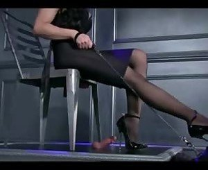 Sexy Heels CBT: Free BDSM Porn Video 3d -