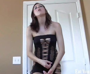 Eat Your Cum or I will Report You, Free Porn 16: