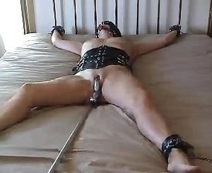 Kept at it all Day: Free BDSM Porn Video 46 -