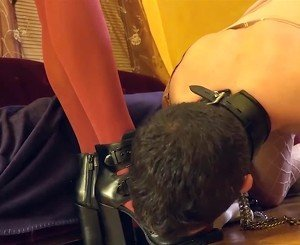 Made into Her Maid: Free BDSM HD Porn Video 0d -
