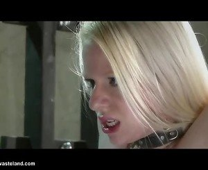 Wasteland BDSM Movie: Goddess Starla Punishes Sicilia