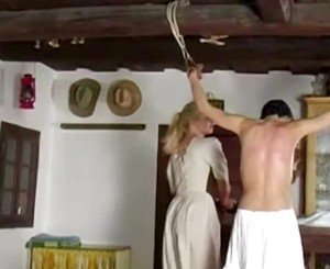 Whipping Each other: German HD Porn Video dd -