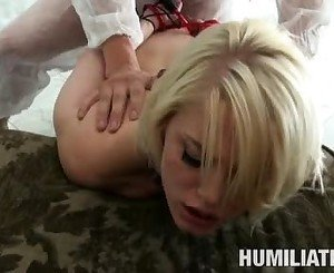 Ash Hollywood Erotic Whore Punishment Around Rope And Do Love Huge