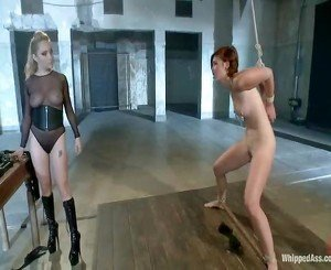 Adorable Fresh Nymph Is Built For Punishment And Dirty Lesbie Sadism And Sex!