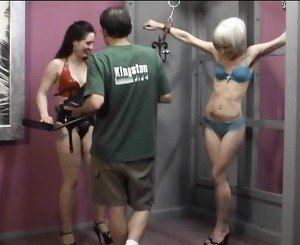 Behind the Scenes: Free BDSM Porn Video 4d -