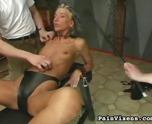 Awesome Fetish Pornstar Bound