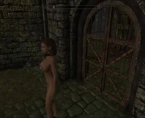 Perils of Escaped Skyrim Slavegirl 17, HD Porn 5c: