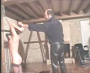 French Slave Submission, Free BDSM Porn Video 92: