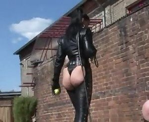 Hellbent for Leather: Free German Porn Video 15 -