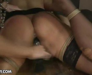 Linda Ray Likes It If She's Constrained Or Restrained And She...