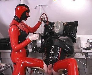 Serious Latex Fetish: Free MILF Porn Video d8 -