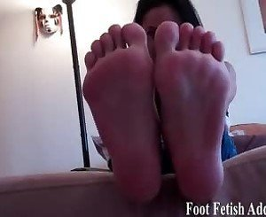 I Want You to Suck on My Tiny Teen Toes, Porn 53: