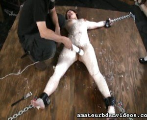 Greater Amount Wax Punishment