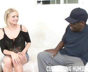 I Need to get My Fill of Big Black Cock, Porn 95: