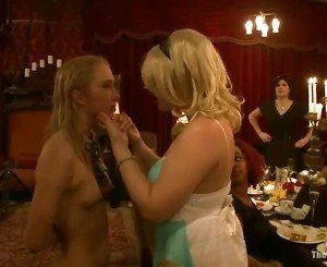 Bonded Iona Grace Has Humiliated At Sophie's Tea Party