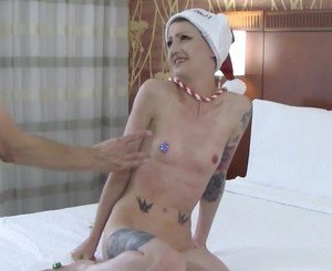 Merry Fucking Christmas, Free BDSM Porn Video 92: