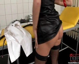 Graziella Diamond's Latex Solo