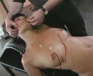Breast Punishment