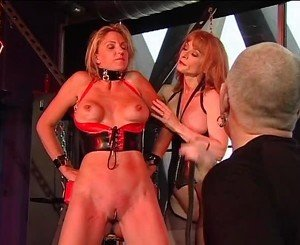 Guy and Mistress Whipping Slut, Free MILF Porn 9c:
