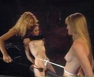 Dominant Chick Uses Bondage on Two Girls, Porn 6a: