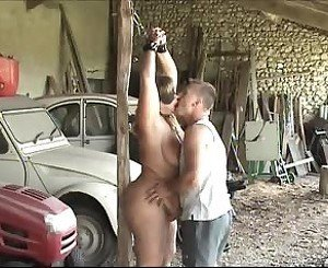 Chained for a Young Man, Free BDSM Porn Video 74: