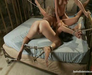A Day In Bondage