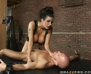 Twisted Femdom Blowjob and Bondage XXX