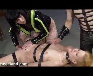 Wasteland Bondage Sex Movie -  Evil Awaits (Pt 2)