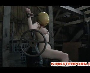 BDSM Slave Mia Electro and Torments