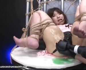 Japanese Bondage Sex - Pour Some Goo Over Me (Pt. 11)