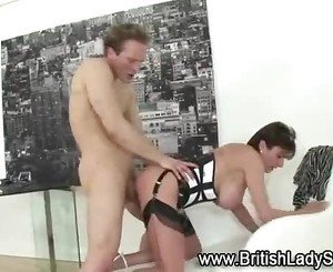 Lady Sonia cumshot after fucking